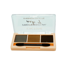 LACTONE Professional Eyebrow Alaboma Palette 02
