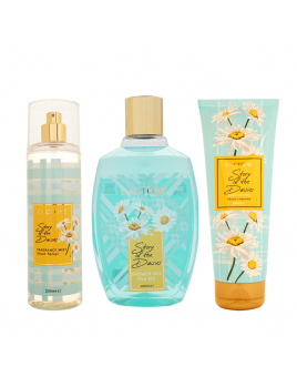 LACTONE Story Daisies Spray -  Lotion - Shower Gel