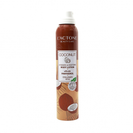 LACTONE Coconut Panthenol Plus Body Lotion