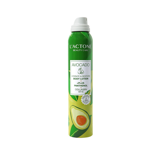 LACTONE Avocado Panthenol Plus Body Lotion
