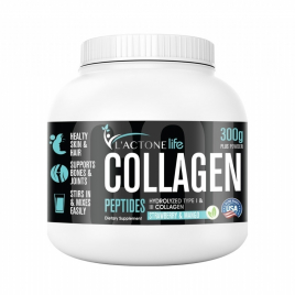Lactonelife Hydrolyzed Collagen 300 gr